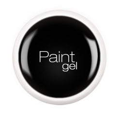 Gel Paint - Noir 8ml