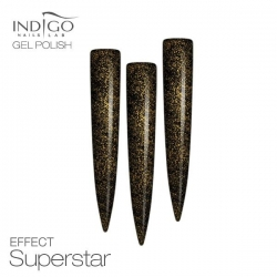 Superstar Gold Effect Gel Polish  10ml