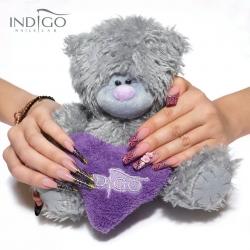 Indigo Teddy