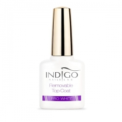 Gel Polish - Pro White Top 10ml
