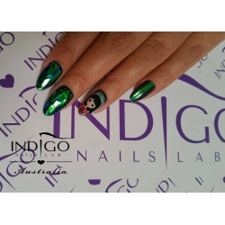 Mirror Effect Foil - Emerald