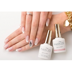 Mini Gel Polish - French Milky Pink 5ml