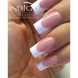 Competition White 38g- Résine acrylique Indigo Nails