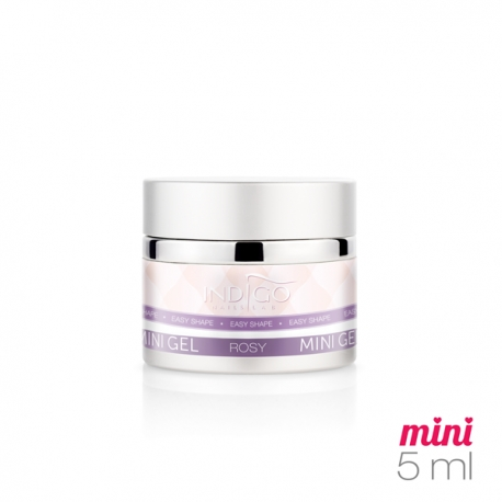 Mini Gel Easy Shape Rosy  5g