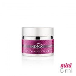 Indigo Gel White  Igloo Cream 2g