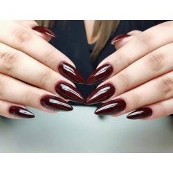 Mini Gel Polish - Red Diamond 5ml