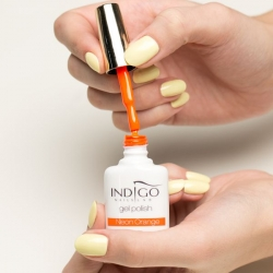 Gel Polish - Neon Orange 10ml