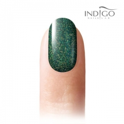 Emerald Glitter Gel polish 10ml