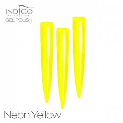 Neon Yellow Gel Polish -10ml