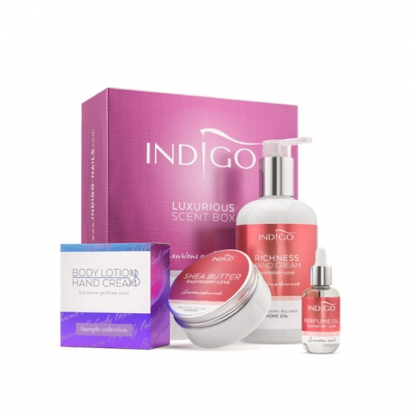 Coffret Indigo SPA Raspberry Love