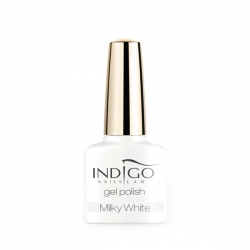 Mini Gel Polish - Milky White 5ml
