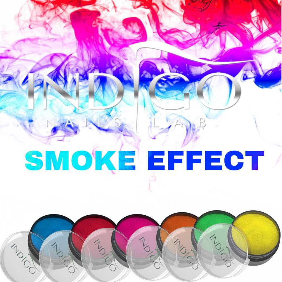 Smoke Effect Pigments