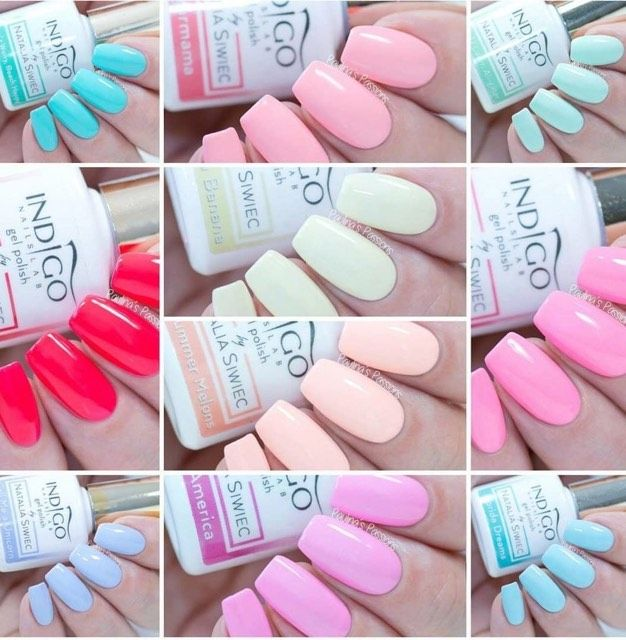 Collection Pastel Love
