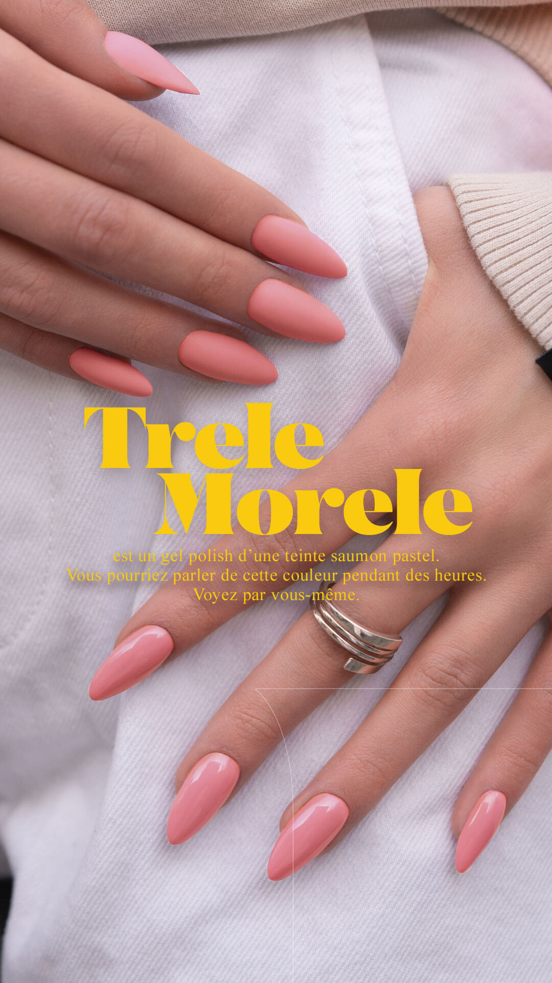 Trele Morele Indigo Nails